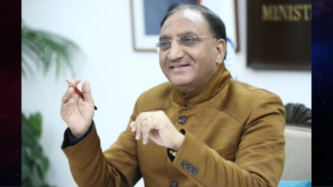 Ramesh Pokhriyal to hold a live session on Dec 10